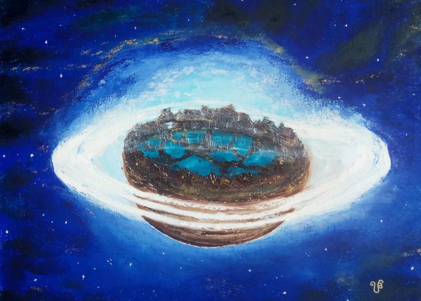 Planète de l'eau